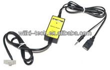 Mazda USB SD iPod AUX In Mp3 Audio Input Adapter Car CD Digital Music Kit