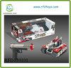 B/O shoot tank game tank attack shooting gun games toys shooting gun