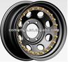 Steel Beadlock Rims and Wheels for SUV Car