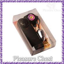 USB vibrating silver plating mini sex eggs vagina stimulator(C12015)