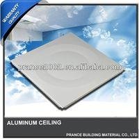 Fashion SGS aluminum linear baffle ceiling