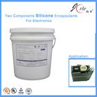 polydimethylsiloxane adhesive for led pcb electric