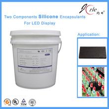 liquid silicone filler mastic for electric