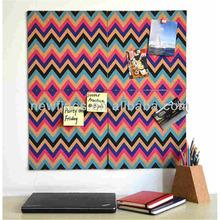 Cork Tile Memo/Bulletin Board