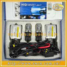 Auto parts h4-3 xenon kits Bi-xenon kit 12v Hi/Lo bulb HID kit