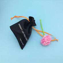 Favorites compare fashion promotional reversible satin bag
