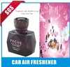 Fruit aroma air freshener car perfume malaysia manufacturer lovely accessories