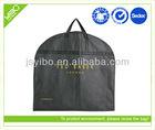 Custom printed clear pvc garment bag