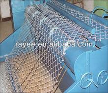hot sale chain link fence/manufacturer / malla de alambre de diamante