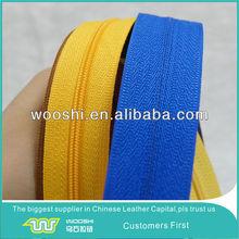 Price lower than YIWU zipper factory Nylon Zipper long chain for cosplay clothing