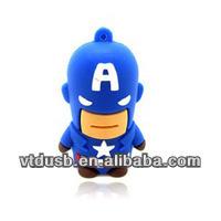 Captain America usb flash, Bitcoin asic miner usb, Shenzhen factory price