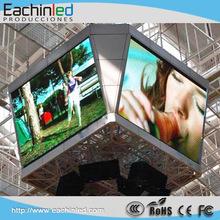 Hintergrund Video-TV-Bildschirm P5 Basketball Stadium LED Displayer
