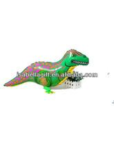 2014 Promotional Toy Dinosaur Walking Pet Helium Foil Balloon