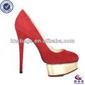 nuovo design fabbrica scarpe tacco personalizzato 16 cm