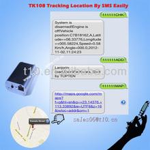 car gps tracker TK108,voice monitor,8MB data logger