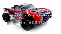 1/5 rc truck with big rc brushless motor