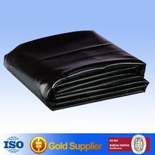 High density polyethylene textured geomembrane film roll