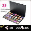 Pro New 28 Color Shimmer Eyeshadow Palette Cosmetic 02#