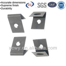 XCWY customized metal shelf clips