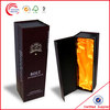 paper or wood wine box furniture with Gold Stamping for wine wholesale