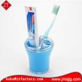 la novedad de plástico ps titular de cepillo de dientes