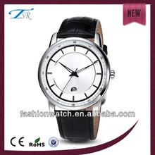 top selling Customized timepiece 3 atm water resistant wrist fashion designer leather quartz watches men cheap
