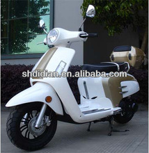 JP like Lambretta/ retro/vintage/vespa style 49cc/125cc scooter/moped/roller/motorcycle with 25kmh/45kmh/85kmh,12in tire EEC,COC