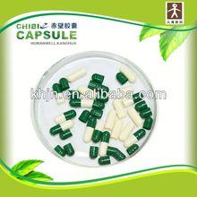 custom size and color capsule gelatin/empty gelatin capsules