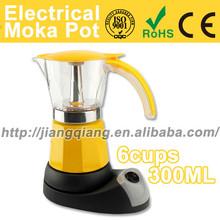 G1038 yellow Electric cappuccino maker espresso/coffee machine