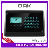 new!!burglar home security alarm,wireless anti-theft alarm system,wireless emergency alarm with SOS button