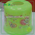 Mode motif en treillis surface acrylique boîte de tissu pour vente en chine