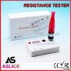 Aslice digital resistivity meter for vaporizer