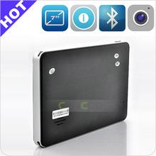 Full function GPS (Bluetooth,AV-IN,Fm etc.) 7 inch car antena gps para tablet