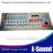 High Quality & Economic DISCO 240 DMX LED Console