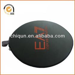 Chiqun Dongguan Custom Round Zipper Case