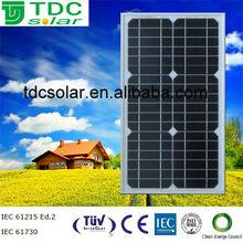 High quality solar panel calculator