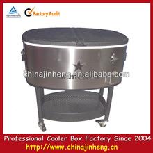 metal cooler combo