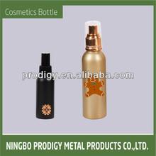 S-Fancy high quality aluminum food supplement bottle