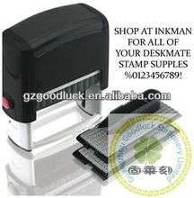 Townsville DIY Stamp Making Kits 5 Line /DIY text stamp set