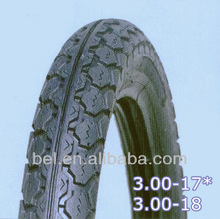 Moto Cycle Tire Tubless 300 17 18