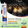 Heat Resistance (250C Long Term) High Temp Silicone Adhesive