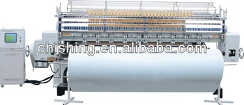CS110 high speed curtain quilting machine for sale