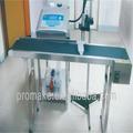 Pulverización 1-3 líneas de impresoras de inyección de tinta en las botellas