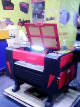 high efficiency co2 leather/garment industrial laser cutting machine