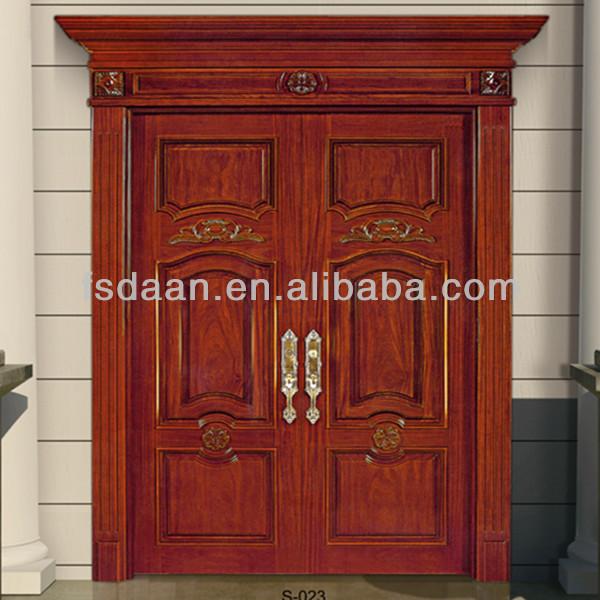 Main Door Design Double Door With Polish Color View