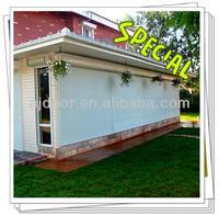 Cover outdoor window aluminium roller shutter