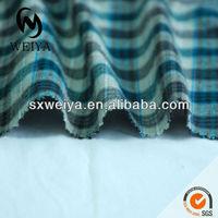 100% Cotton flannel fabric for Men shirt