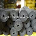 ar condicionado de borracha material de isolamento da tubulação