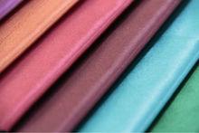 China alibaba fabric supplier colorful satin sofa fabric ZX18