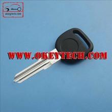 """OkeyTech Chevrolet transponder key with 46 locked chip """"Circle +"""" for no logo blank key Chevrolet"""